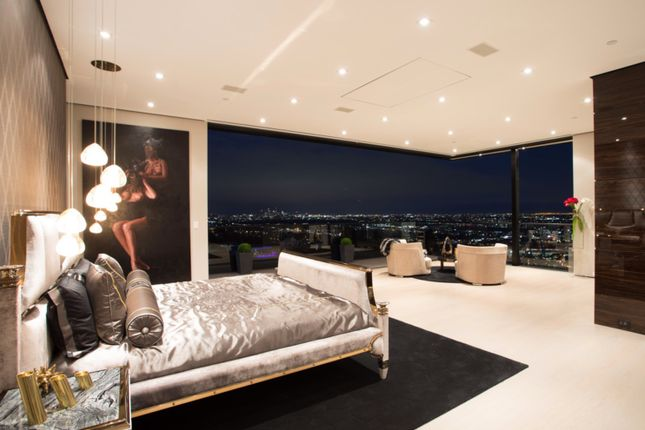Thrasher Avenue Hollywood Hills Los Angeles 5 Bedroom
