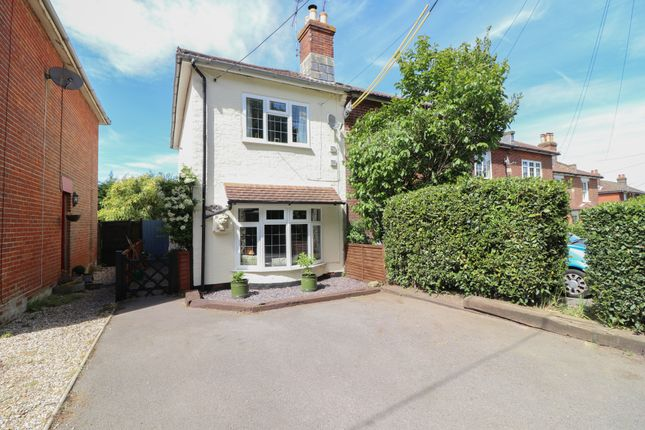 Thumbnail Semi-detached house for sale in Moorgreen Road, West End, Southampton