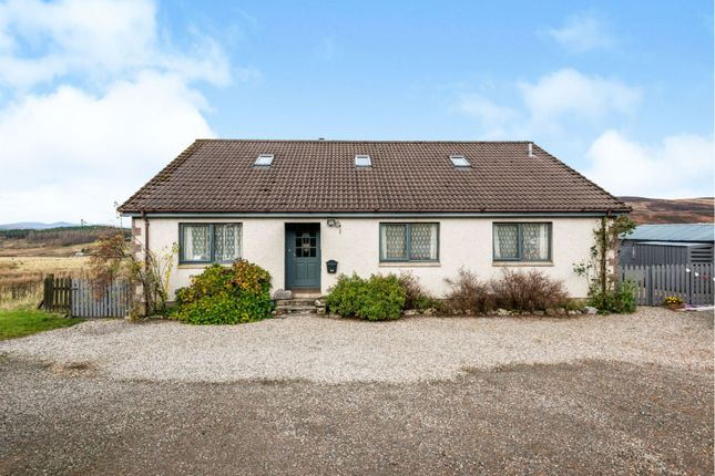 3 bed detached bungalow for sale in Durness, Lairg IV27