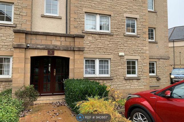 Thumbnail 2 bed flat to rent in Roseburn Maltings, Edinburgh