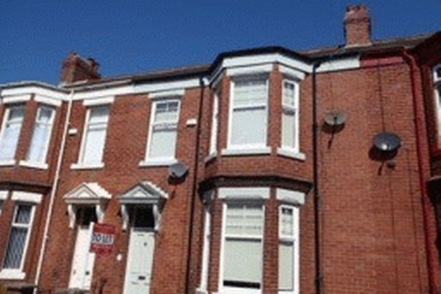 Thumbnail Terraced house to rent in Oakwood Street, Sunderland
