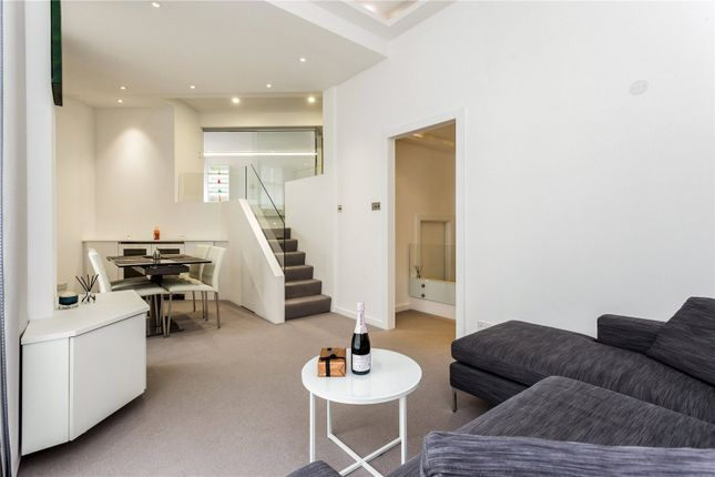 Thumbnail Flat to rent in North Block, 1C Belvedere Road, London