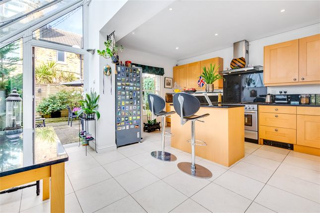 Kitchen of Burnfoot Avenue, London SW6