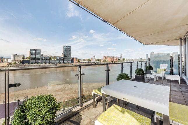 Balcony - River Views