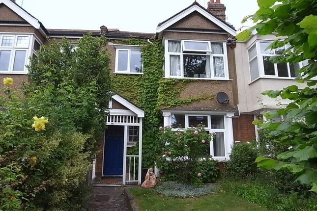 3 bed terraced house for sale in Church Lane, London