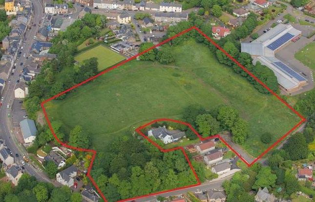Thumbnail Land for sale in Glebe Road, Beith