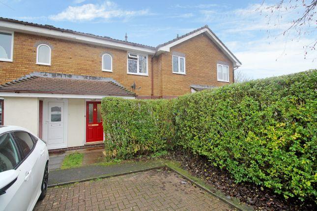Thumbnail Terraced house to rent in The Cornfields, Hatch Warren, Basingstoke