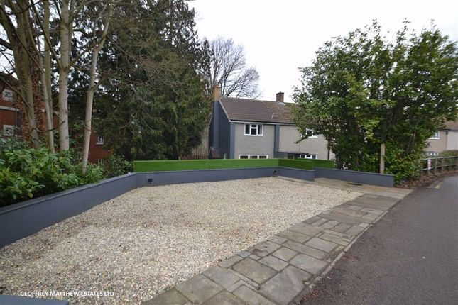 Thumbnail End terrace house for sale in Park Mead, Harlow, Essex