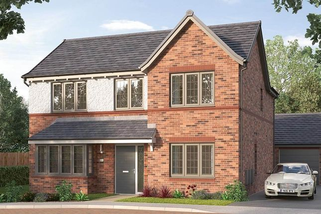 """Thumbnail Detached house for sale in """"The Modbury"""" at Leger Way, Intake, Doncaster"""