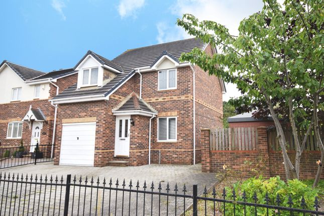Thumbnail Detached house to rent in Harvest Close, Pontefract