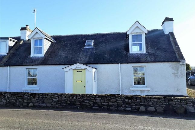Thumbnail Cottage for sale in Culbokie, Dingwall, Ross-Shire