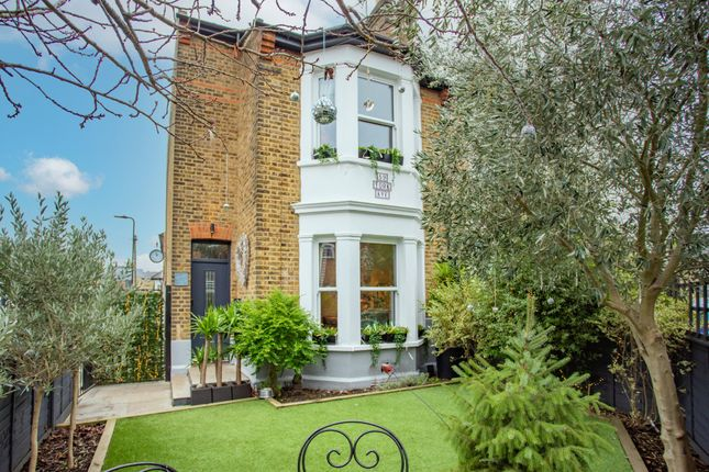 Thumbnail End terrace house for sale in York Avenue, London