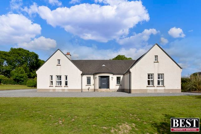 Thumbnail Detached bungalow for sale in Dergenagh Road, Ballygawley, Dungannon