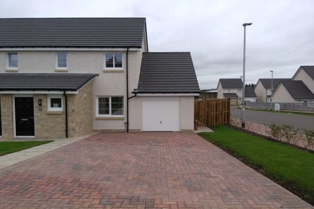 Thumbnail Property to rent in Mathew Smith Avenue, Kilmarnock