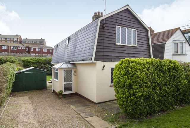 Front of Bannings Vale, Saltdean, Brighton, East Sussex BN2