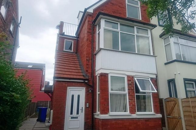Thumbnail Flat to rent in Flat 2, 6 Melton Road, Manchester, Greater Manchester