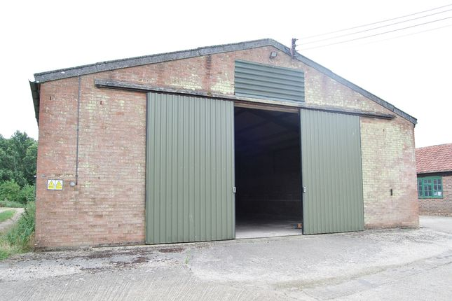 Thumbnail Commercial property to let in Thaxted Road, Wimbish, Saffron Walden