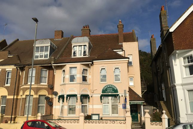 Thumbnail Semi-detached house for sale in Grosvenor Crescent, St Leonards