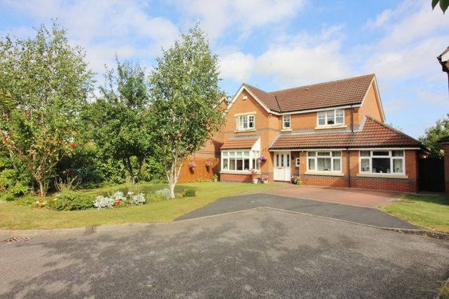 Thumbnail Detached house for sale in Jackson Grove, Kenilworth
