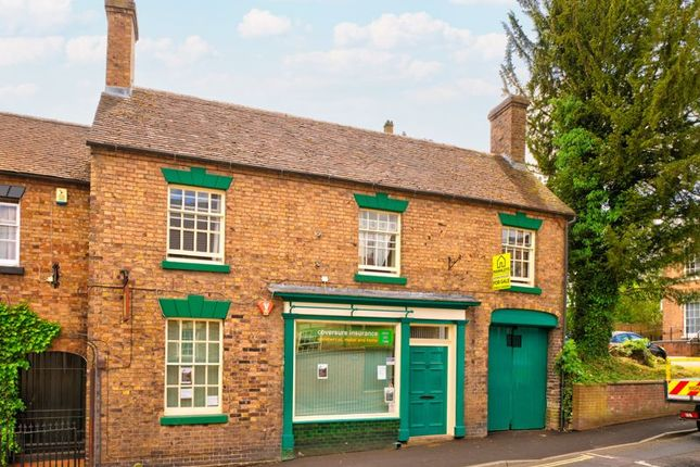 Thumbnail Office for sale in 10 High Street, Madeley, Telford
