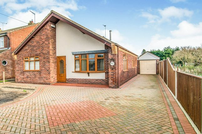 Thumbnail Detached bungalow for sale in Bishops Walk, Lowestoft