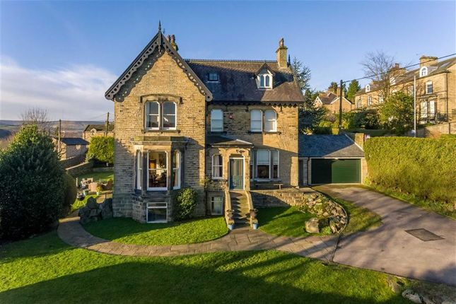 Thumbnail Detached house for sale in Fernbank House, 9, Greenfield Road, Holmfirth