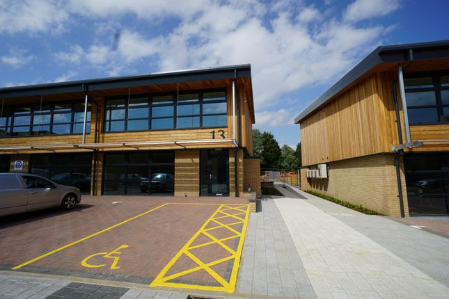 Thumbnail Office to let in Riduna Park, Woodbridge
