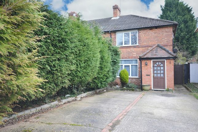 Thumbnail End terrace house for sale in Pitmaston Road, Hall Green, Birmingham