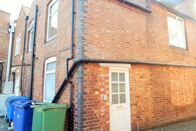 Thumbnail Flat to rent in Market Street, Rugeley