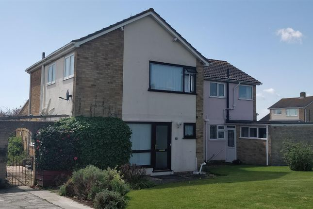 Thumbnail Semi-detached house to rent in Field Barn Drive, Southill, Weymouth