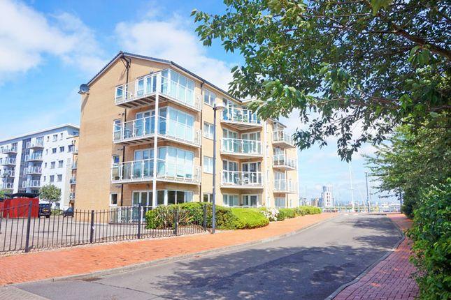 Thumbnail Flat for sale in Marconi Avenue, Penarth