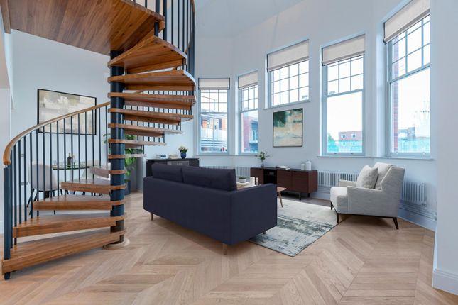 Living Room of Wordsworth Court, Laureate Gardens, Henley-On-Thames RG9