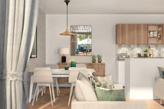 Thumbnail Flat for sale in X1 South Bank Apartments, Hunslet Road, Leeds