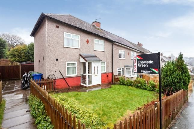 Front of Slater Ave, Colne, Lancashire, . BB8