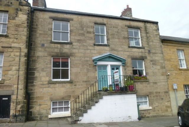 Thumbnail 1 bed flat to rent in St Michaels Lane, Alnwick, Northumberland
