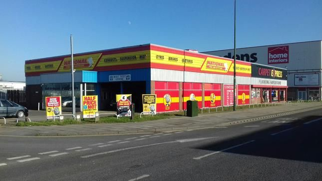 Thumbnail Commercial property for sale in 337-359, Cleethorpe Road, Grimsby, North East Lincolnshire
