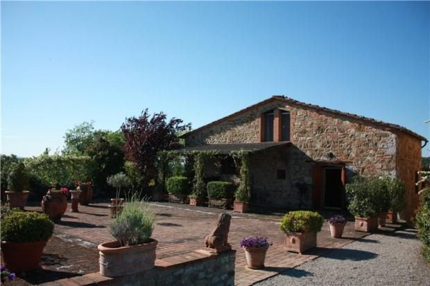 2 bed country house for sale in Casa Fienile Arceno, Gaiole In Chianti, Tuscany, Italy