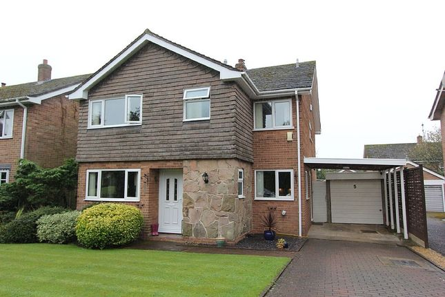 4 bed detached house for sale in Tippers Lane, Church Broughton, Derby, Derbyshire