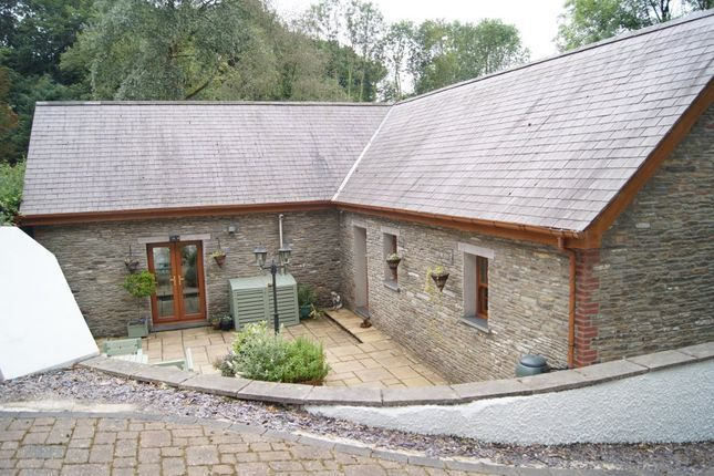 Thumbnail Detached house for sale in Cwmcych, Newcastle Emlyn