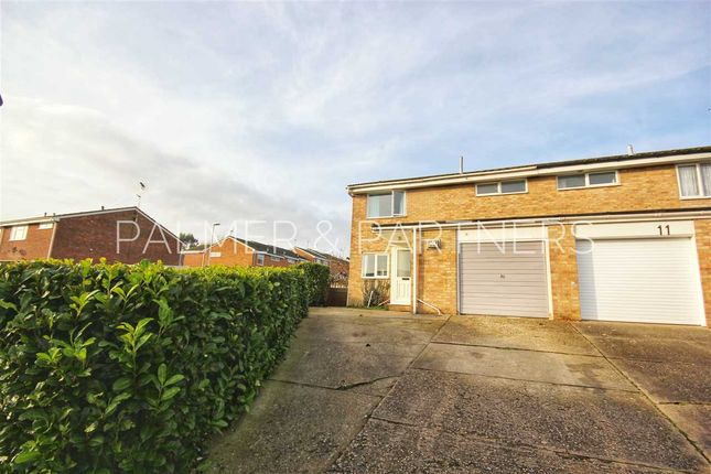 Thumbnail Semi-detached house for sale in Coggeshall Way, Halstead