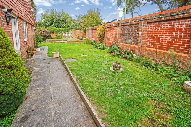 Garden of Boundary Acre, Southampton SO31