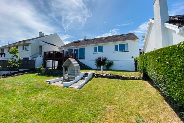 Thumbnail Detached house for sale in Valley View, Wadebridge