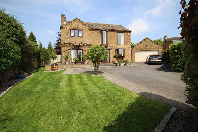 Thumbnail Detached house for sale in Tithe Barn Crescent, Old Town, Swindon