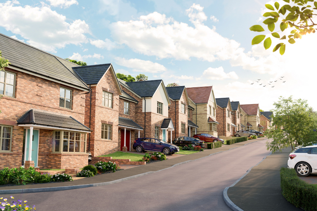 """Thumbnail Property for sale in """"The Holbury"""" at Cranleigh Road, Woodthorpe, Mastin Moor, Chesterfield"""