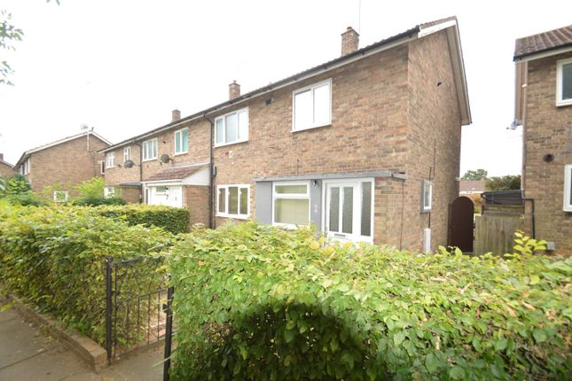 Thumbnail Semi-detached house to rent in Wychdell, Stevenage