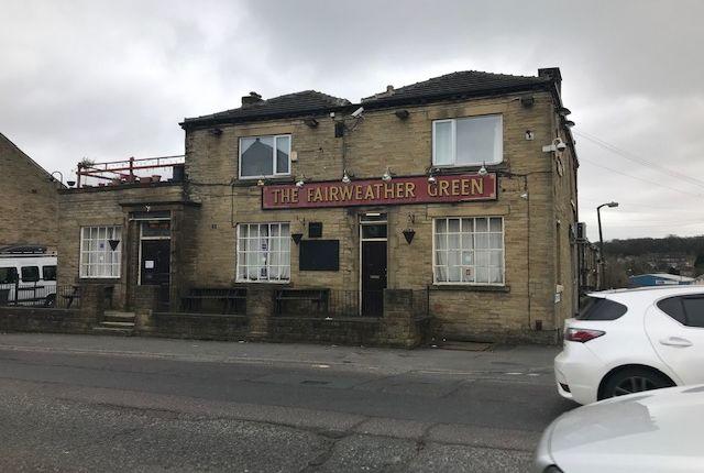 Thumbnail Pub/bar for sale in Thornton Road, Bradford