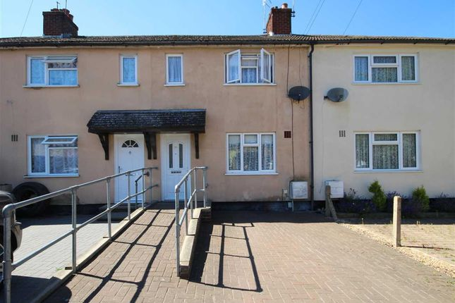 Thumbnail Terraced house for sale in Palmer Avenue, Bushey WD23.