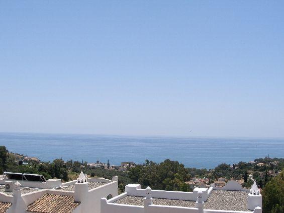 Views of Spain, Málaga, Benalmádena