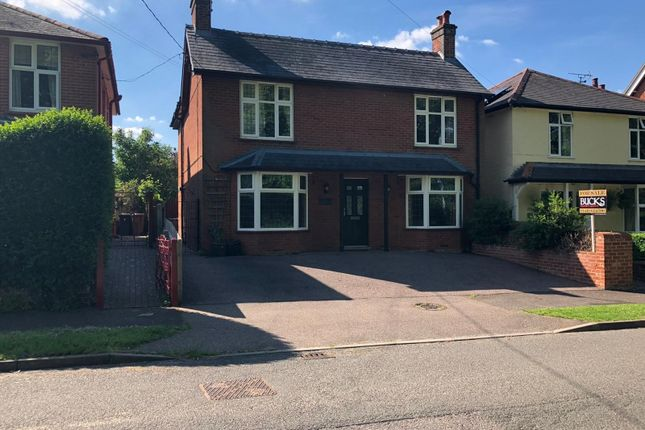 Thumbnail Detached house for sale in Recreation Road, Stowmarket, Suffolk