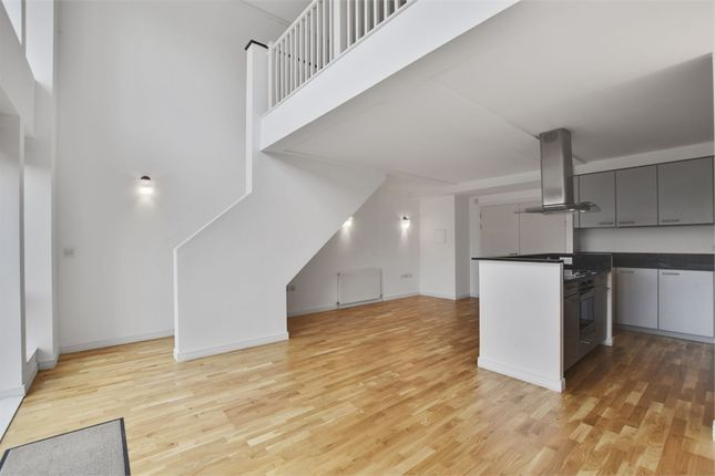 Thumbnail Flat for sale in Faraday Lodge, Renaissance Walk, London